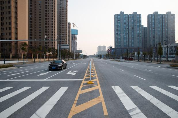 """Un Belge en Chine témoigne: """"dans les villes, c'est un peu une ambiance apocalyptique"""""""