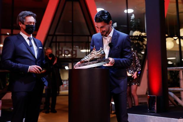 Lior Refaelov (Antwerp) pakt 67e Gouden Schoen