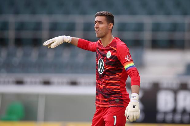 Waarom Koen Casteels nog steeds bij Wolfsburg zit