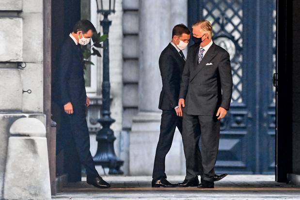 """Un ou plusieurs ministres extérieurs au monde politique dans le gouvernement Vivaldi: """"Ce sera une bombe"""""""