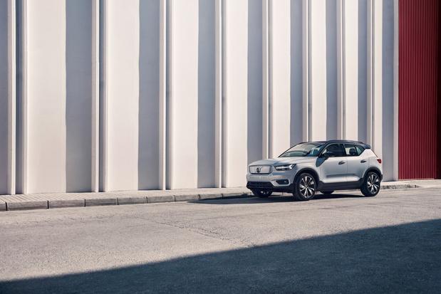 Volvo XC40 Recharge: 100% électrique