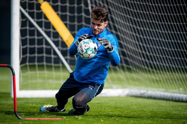 Colin Coosemans signe à Anderlecht