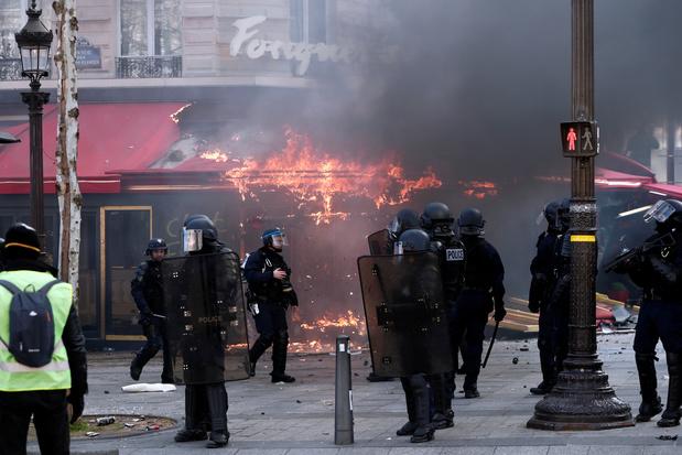 """France: Les gilets jaunes ont eu un impact """"ineffaçable"""" pour certaines entreprises"""
