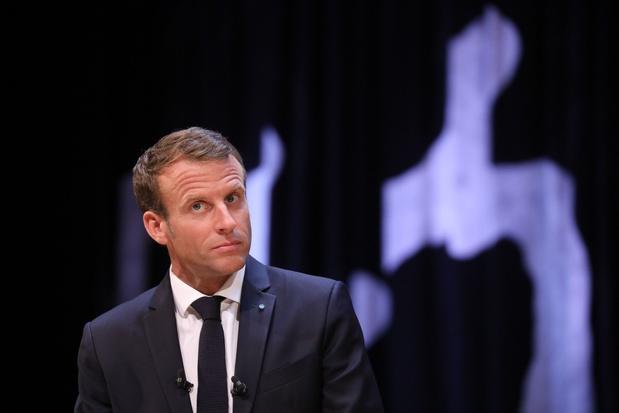 Pour ses cinq ans, le parti du président Macron en quête de souffle