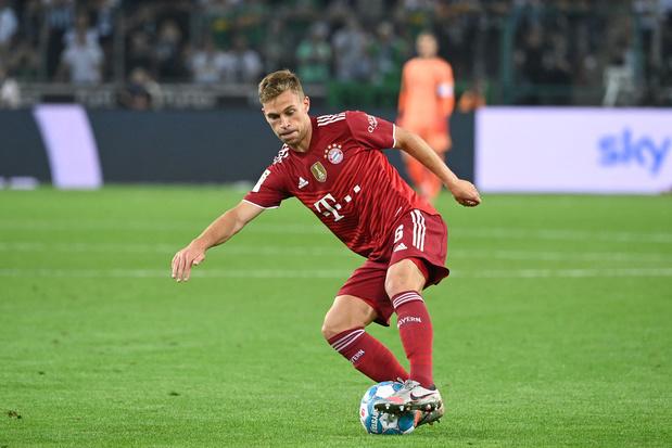 Joshua Kimmich prolonge l'aventure au Bayern Munich jusqu'en 2025