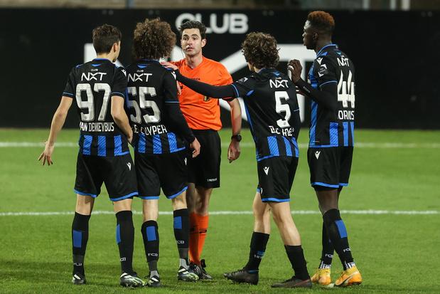 Club Brugge strikt jonge, Belgische doelman van PSG