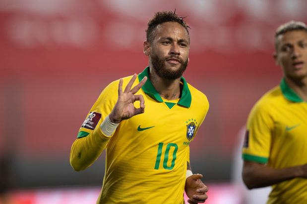 Neymar dans la légende: qui sont les 5 meilleurs buteurs de la Seleção?