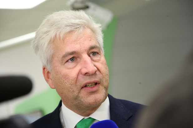 """Le nouveau président de l'UWE veut une """"Wallonie en tête"""""""