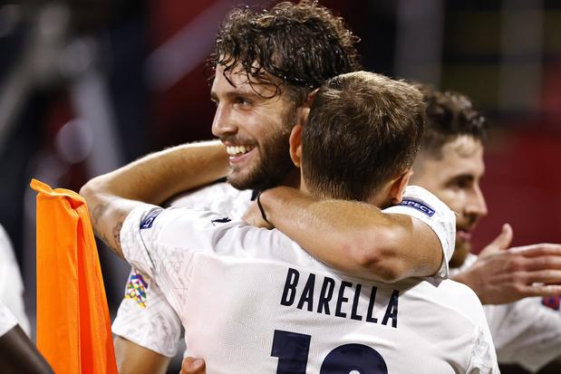 Ligue des Nations: l'Italie s'impose à Amsterdam, la Pologue victorieuse en Bosnie