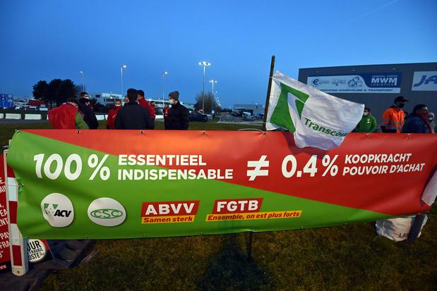 """La FEB regrette cette grève """"totalement insensée et particulièrement inopportune"""""""