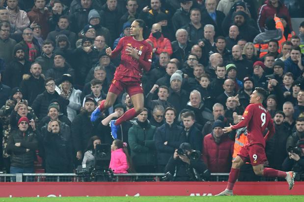 Liverpool et Origi domptent Manchester United