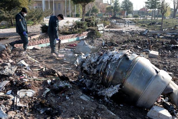 Amerikanen zeggen dat Oekraïens vliegtuig per ongeluk werd neergeschoten door Iran