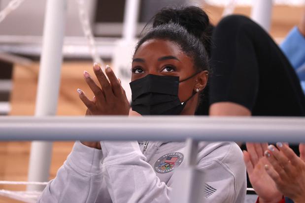 Simone Biles neemt dinsdag toch deel aan finale op de balk