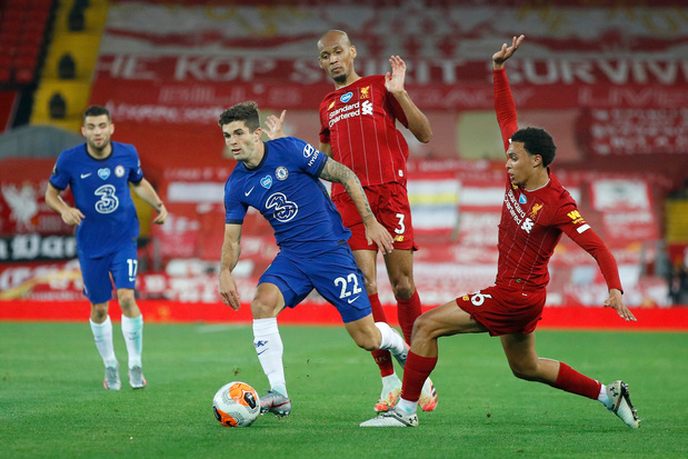 Match to watch: Chelsea  - Liverpool