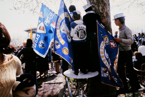 Ce jour-là : la finale européenne de Bastia