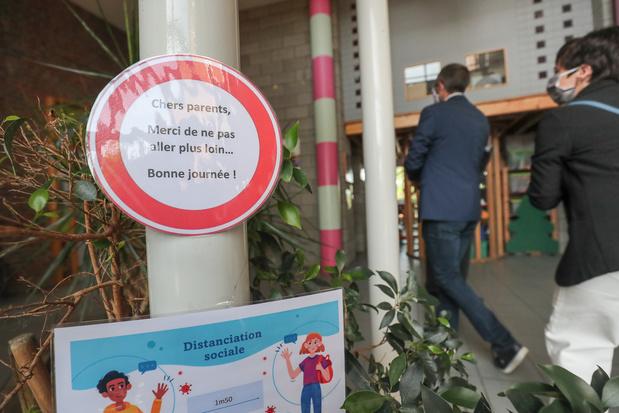Quel est le plan B pour les enfants qui ne pourront pas rentrer à l'école avant septembre?