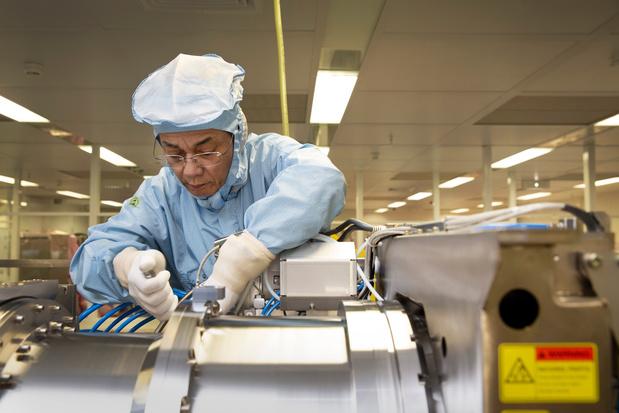 'Les Etats-Unis ont mis la pression sur les Pays-Bas pour qu'ils ne fournissent pas une technologie de fabrication de puces à la Chine'