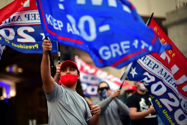Elections USA: l'Amérique de Trump plus mobilisée que jamais