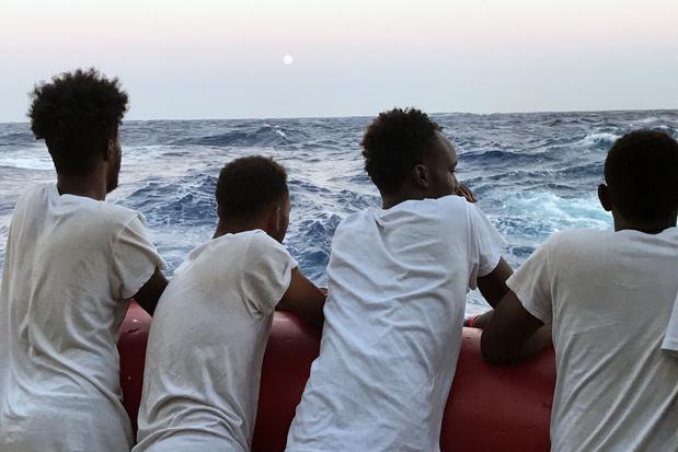 """En Libye, """"nous les Blacks, on est des objets"""""""