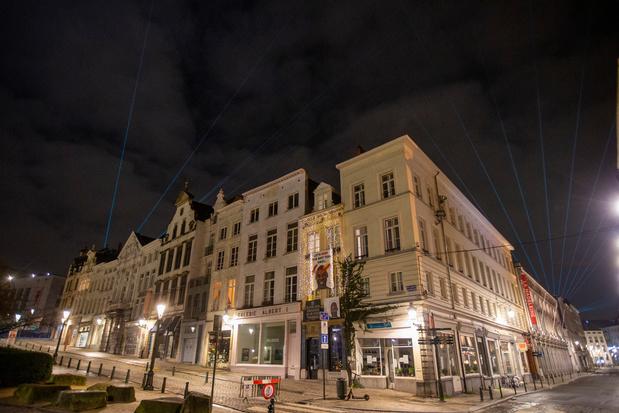 Bruxelles: 500 interventions lors de la nuit du Nouvel An