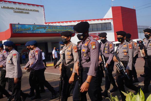 Minstens 41 doden bij brand in Indonesische gevangenis