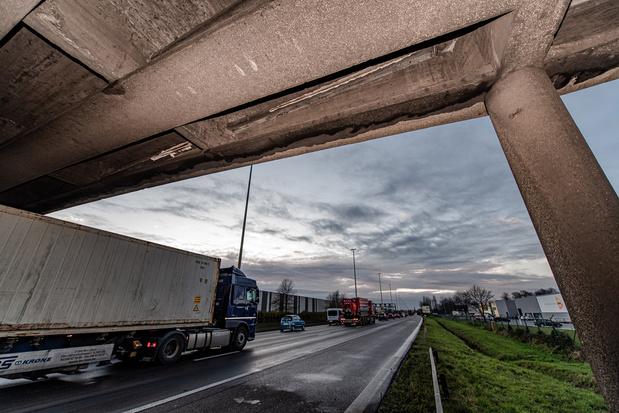 Kwart Vlaamse bruggen niet voldoende gecontroleerd in laatste jaren
