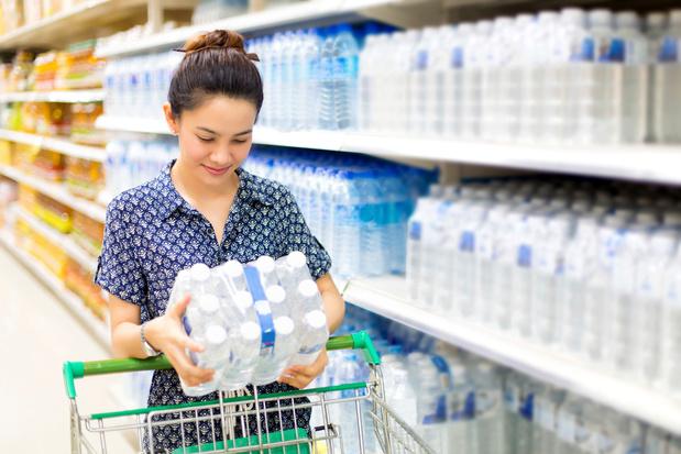 We krijgen tienduizenden microplastics per jaar binnen