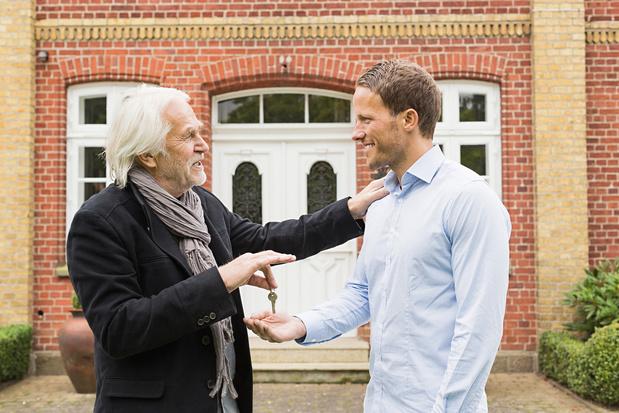 Ook in coronatijden blijft de Belg vastgoed schenken