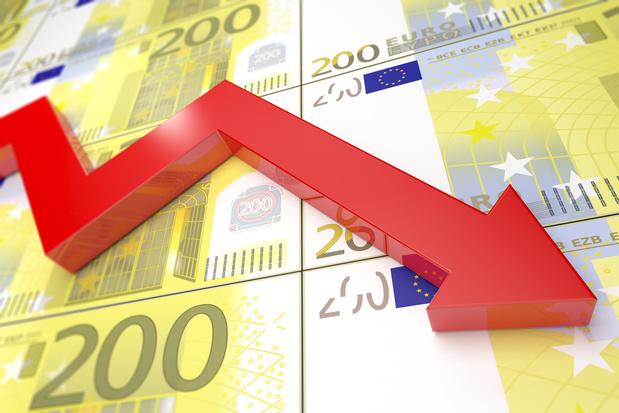 Pire chute qu'attendue (8,7%) pour le PIB de la zone euro en 2020
