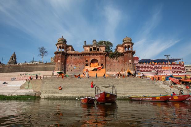 Microplastics afkomstig van textielvezels belanden in zee via Ganges