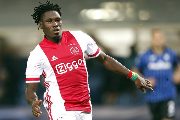 Lassina Traoré, la nouvelle arme de l'Ajax