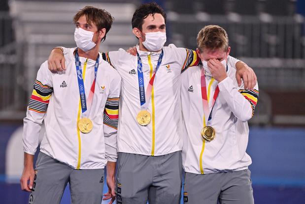 L'or en hockey et en athlétisme: une journée immense pour la Belgique à Tokyo