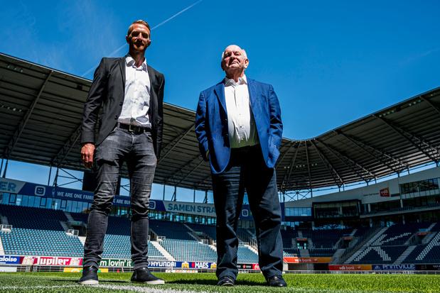 KAA Gent-voorzitter De Witte wil volgend jaar meestrijden voor titel, De Decker wordt T2