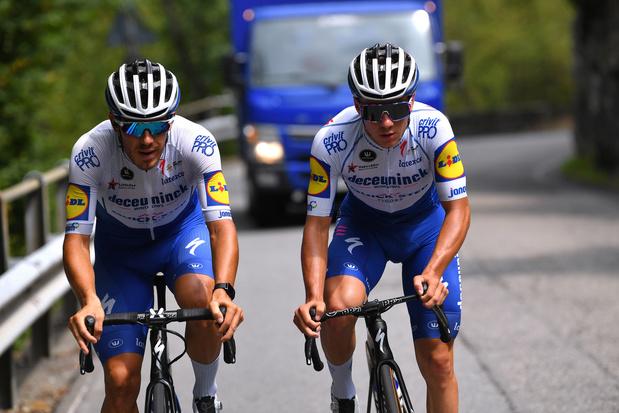 Evenepoel houdt bekkenbreuk en gekneusde long over aan valpartij in Ronde van Lombardije