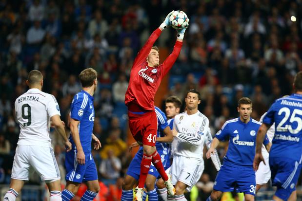 Van de Allianz Arena naar de bank: de moeilijke Duitse jaren van Anderlechtkeeper Wellenreuther