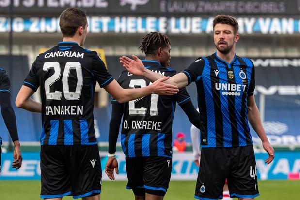 Kan Club Brugge al kampioen zijn vóór de play-offs?