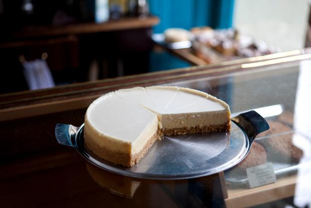 Cheesecake met speculaas