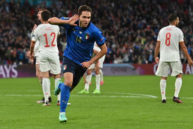 Half voetballer, half wetenschapper: wat u nog niet wist over Federico Chiesa