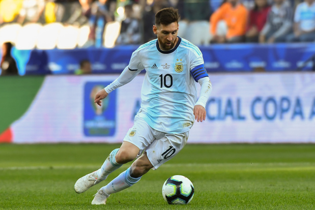 Quiz du jour: les Argentins au classement du Ballon d'Or