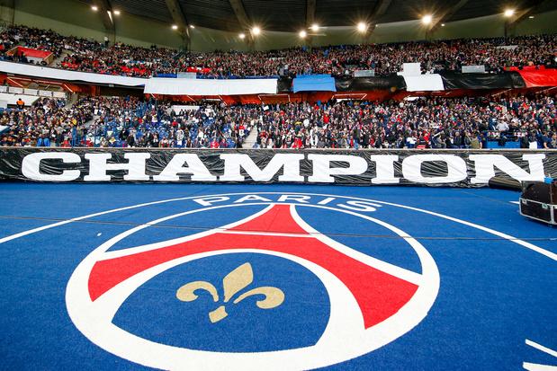Quiz du jour: les champions de Ligue 1