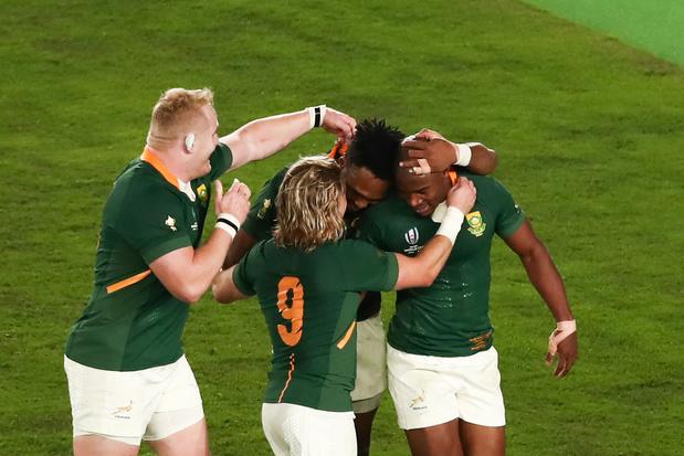 L'Afrique du Sud remporte la Coupe du monde de rugby