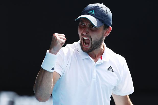 Wie is Aslan Karatsev, de Russische sensatie van de Australian Open?