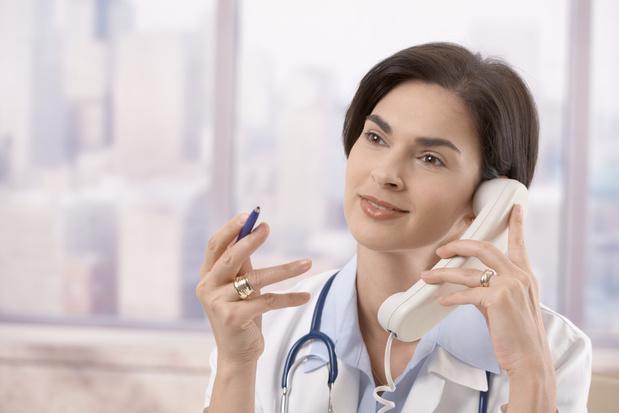 Avis médical par téléphone pendant la crise du coronavirus