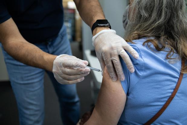Feu vert pour la troisième dose du vaccin anti-covid: jusqu'à 400.000 personnes concernées en Belgique