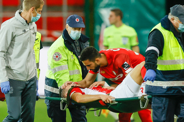 """Zinho Vanheusden reviendra """"plus fort que jamais"""""""