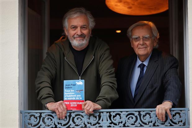 Hervé le Tellier, lauréat d'un prix Goncourt un peu particulier — La BAC