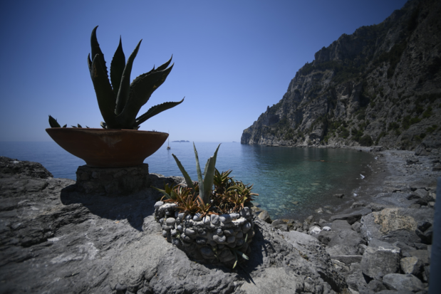 Sur la côte amalfitaine, la nature respire, mais jusqu'à quand? (en images)