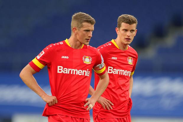 Duitse tweelingbroers nemen samen afscheid van topvoetbal