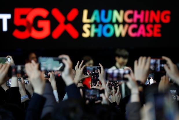 Zuid-Korea vervroegt lancering 5G om zeker te zijn van wereldwijde primeur