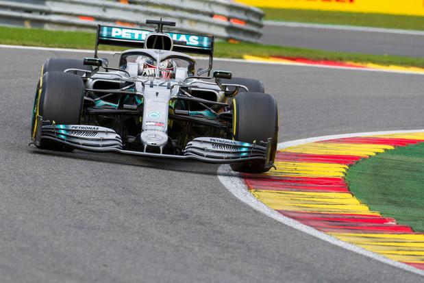 Mercedes drukt geruchten de kop in: 'Geen sprake van een vertrek uit de F1'